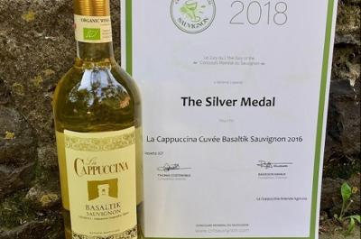 Basaltik is top Sauvignon at the Concours Mondial