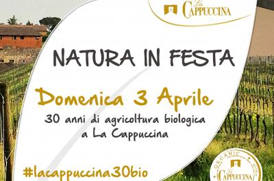 """Natura in festa"" to celebrate 30 years of Organic farming"