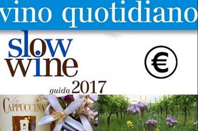new awards by Slow Wine 2017
